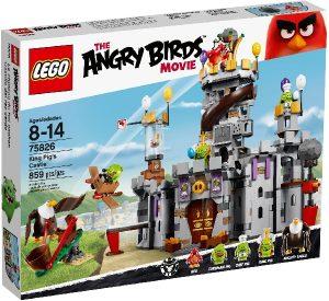 Lego Angry Birds 75826 Kuningaspossun Linna
