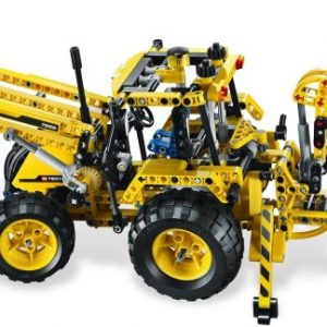 Lego Technic 8069 Traktorikaivuri