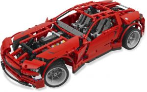 Lego Technic 8070 Superauto