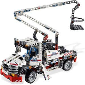 Lego Technic 8071 Nosturirekka