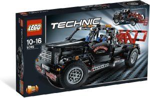 Lego Technic 9395 Avolavahinausauto