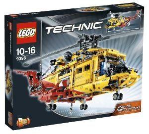 Lego Technic 9396 Helikopteri