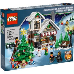 Lego 10199 Winter Village Toy Shop