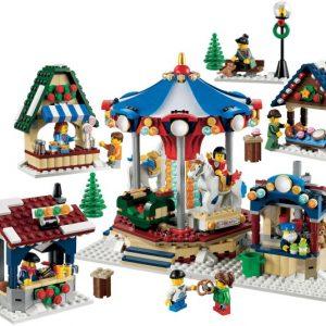 Lego Creator 10235 Winter Village Market