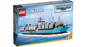 Lego Creator 10241 Maersk Container