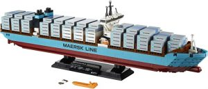 Lego Creator 10241 Maersk Container Ship