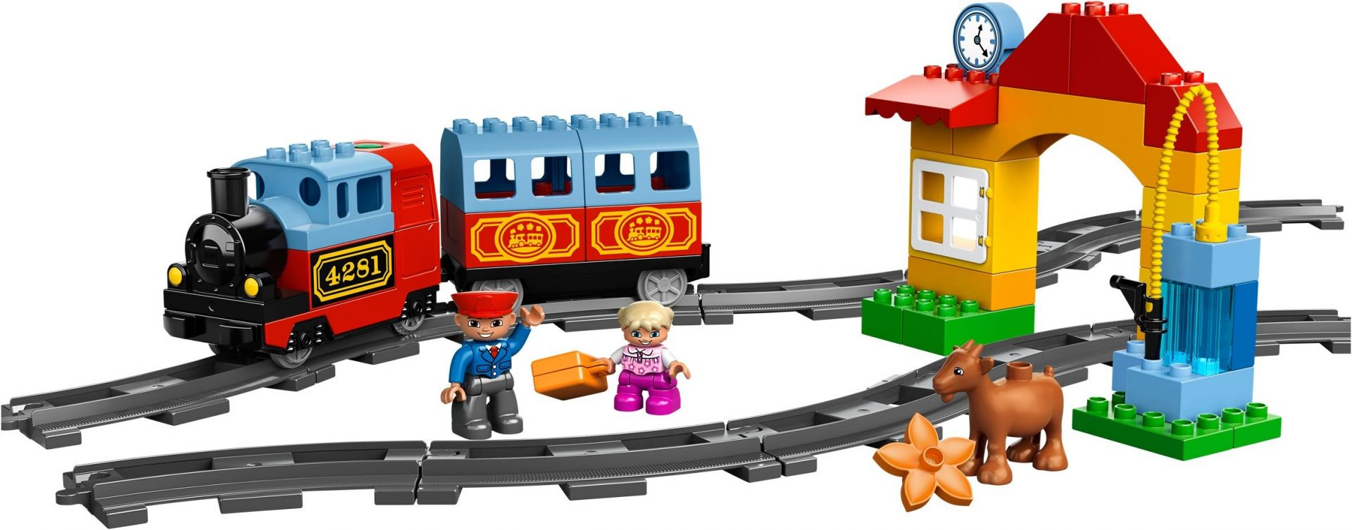 Lego Duplo 10507 Ensimmäinen Junani