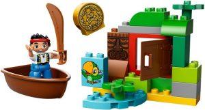 Lego Duplo Jake 10512 Jaken Aarteenetsintä