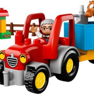 Lego Duplo 10524 Maatilan Traktori