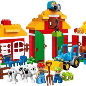 Lego Duplo 10525 Iso Maatila