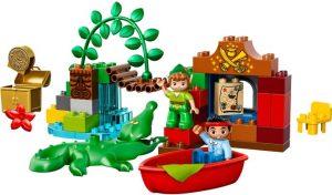 Lego Duplo Jake 10526 Peter Panin Vierailu