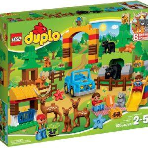 Lego Duplo 10584 Metsä: Puisto