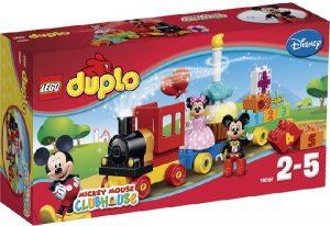 Lego Duplo Mickey Mouse 10597 Mikin ja Minnin Syntymäpäiväparaati