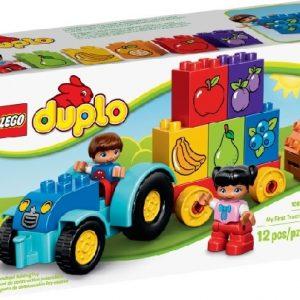 Lego Duplo 10615 Ensimmäinen Traktorini