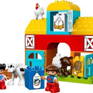 Lego Duplo 10617 Ensimmäinen Maatilani