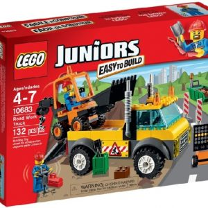 Lego Juniors 10683 Tietyöauto