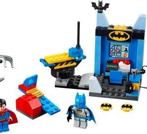 Lego Juniors 10724 Batman ja Superman vastaan Luthor
