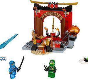 Lego Juniors 10725 Ninjago Kadonnut Temppeli