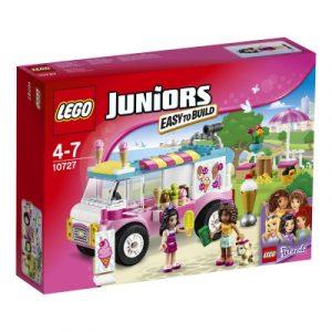 Lego Juniors 10727 Emman Jäätelöauto