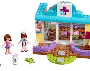 Lego Juniors 10728 Mian Eläinlääkäriasema