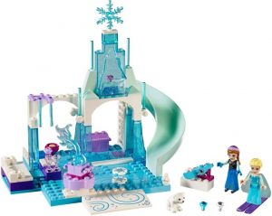 Lego Juniors 10736 Annan ja Elsan Huurteinen Leikkikenttä