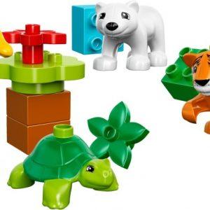 Lego Duplo 10801 Eläinvauvat