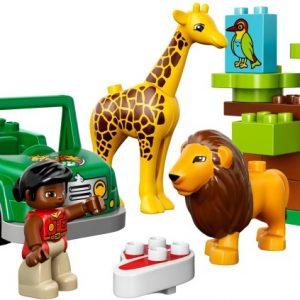 Lego Duplo 10802 Savanni