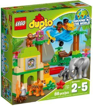 Lego Duplo 10804 Viidakko