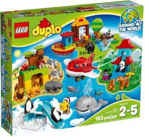 Lego Duplo 10805 Maailman Ympäri
