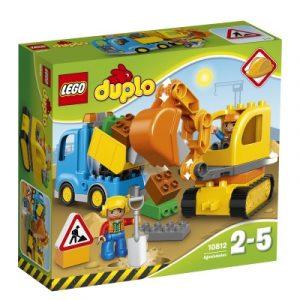 Lego Duplo 10812 Auto ja Telakaivuri
