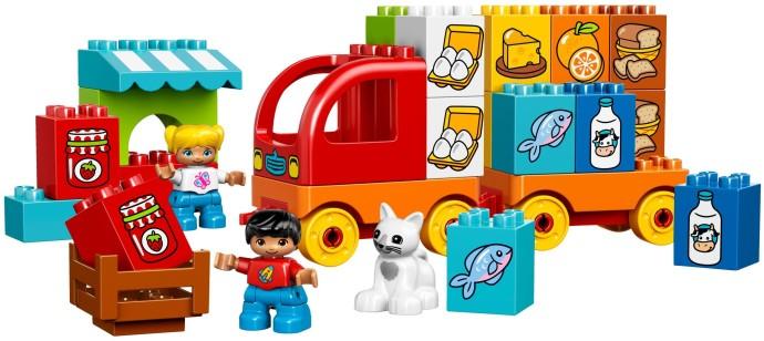 Lego Duplo 10818 Ensimmäinen Kuorma-autoni