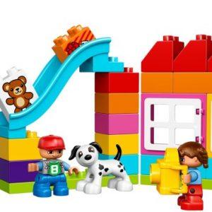 Lego Duplo 10820 Luova Rakennuskori