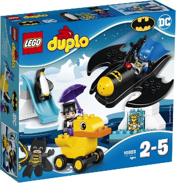Lego Duplo 10823 Batwing -Seikkailu
