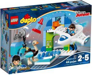 Lego Duplo 10826 Miles' Stellosphere Hangar