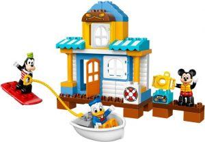 Lego Duplo Mickey Mouse 10827 Mikin ja Kumppaneiden Rantatalo