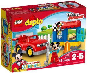 Lego Duplo Mickey Mouse 10829 Mikin Autokorjaamo