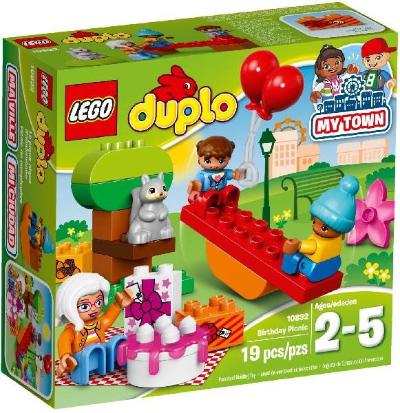 Lego Duplo 10832 Syntymäpäiväjuhlat