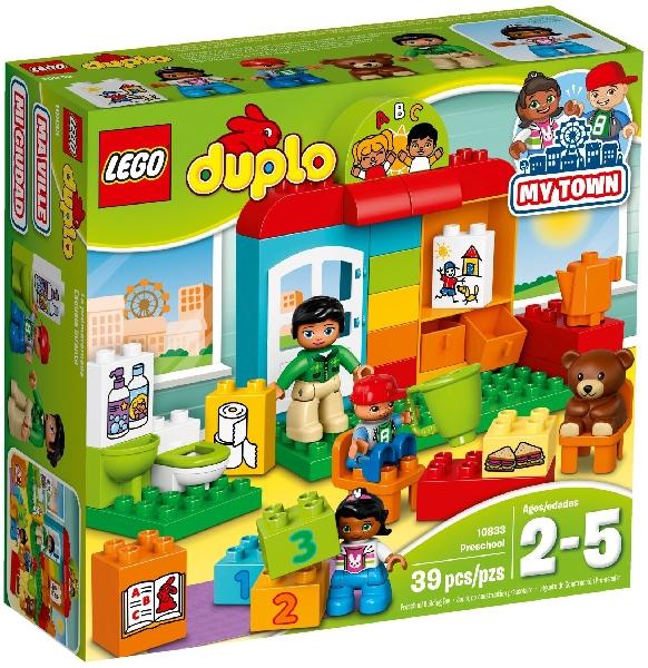 Lego Duplo 10833 Esikoulu