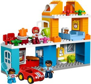 Lego Duplo 10835 Omakotitalo