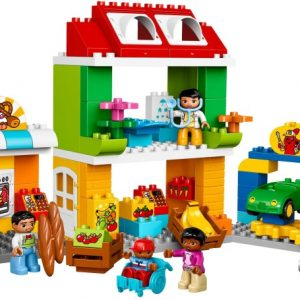 Lego Duplo 10836 Kaupungin Tori