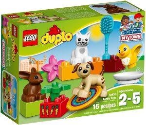 Lego Duplo 10838 Perheen Lemmikit
