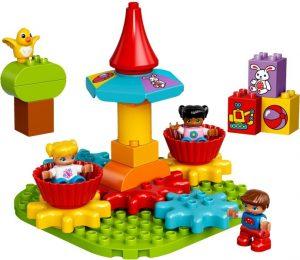 Lego Duplo 10845 Ensimmäinen Karusellini