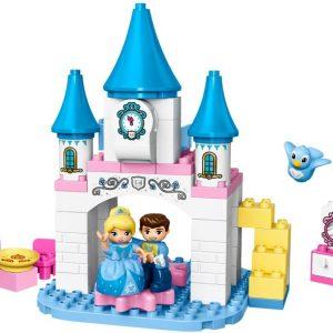 Lego Duplo Princess 10855 Tuhkimon Taianomainen Linna