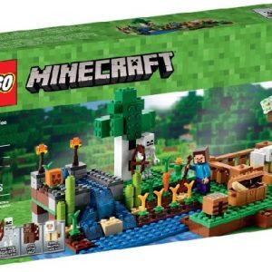 Lego Minecraft 21114 Farmi