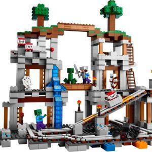 Lego Minecraft 21118 Kaivos