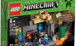 Lego Minecraft 21119 Vankityrmä