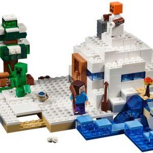 Lego Minecraft 21120 Luminen Piilopaikka