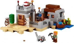 Lego Minecraft 21121 Aavikkolinnake