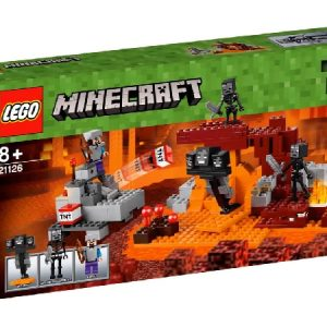 Lego Minecraft 21126 Näivettäjä