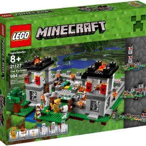 Lego Minecraft 21127 Linnoitus